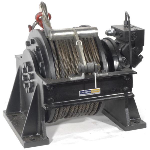 hydraulisk løftespil 3000 kg
