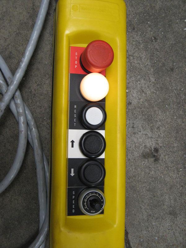 Frequency-Inverter pendant-