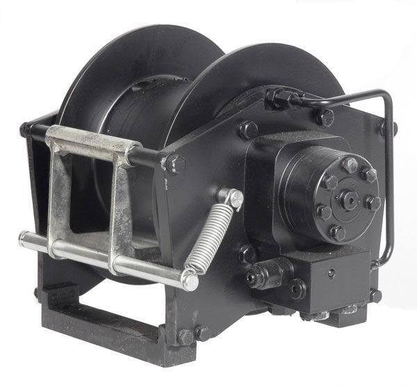 Hydraulisk løft 800 kg0