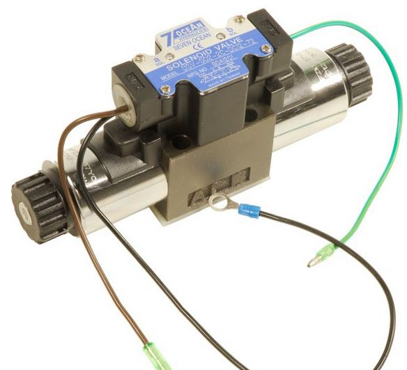 Elektrisk ventil O12