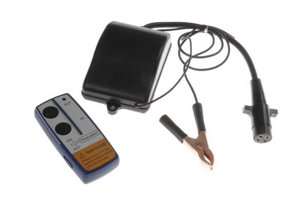 trådløs fjernbetjening extern 2.24
